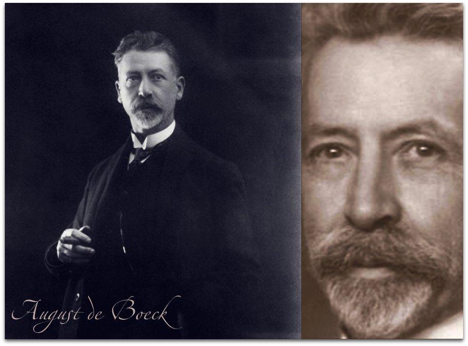 9 мая. Юлианус Мари Август Де Бук.