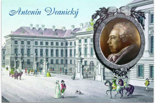 13 июня. Антонин Враницкий.