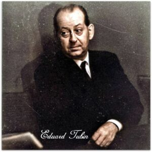 18 июня. Эдуард Тубин.