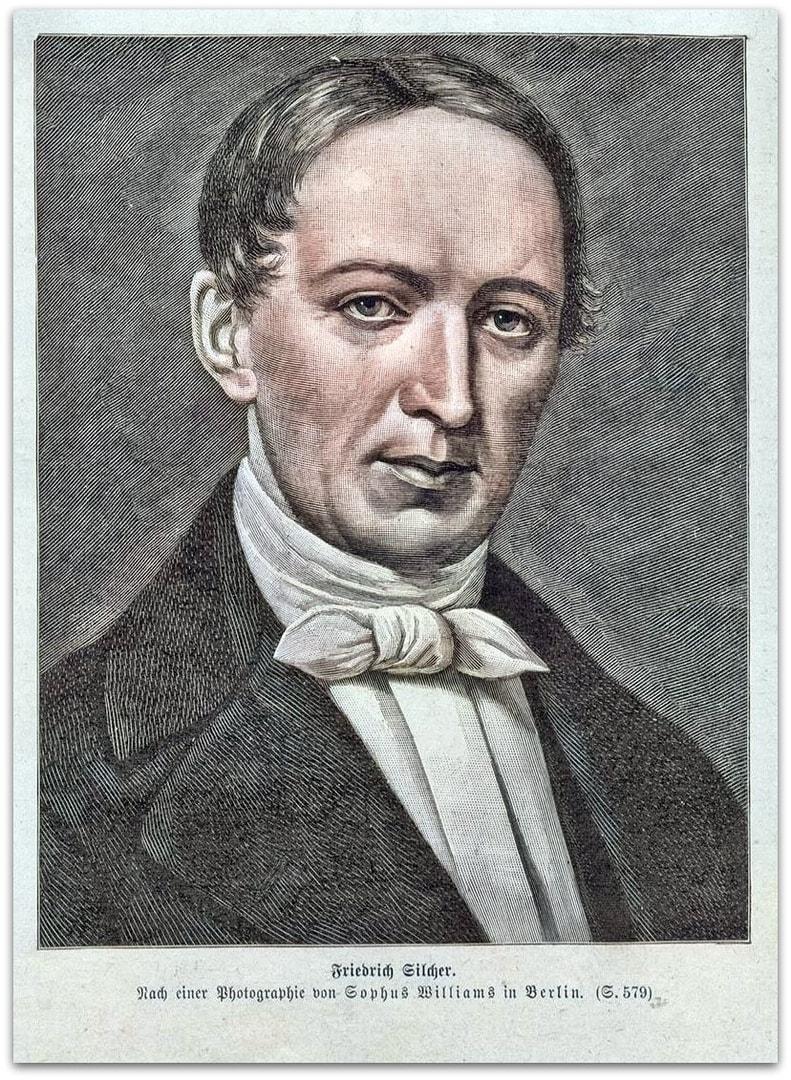 27 июня. Филипп Фридрих Зильхер.