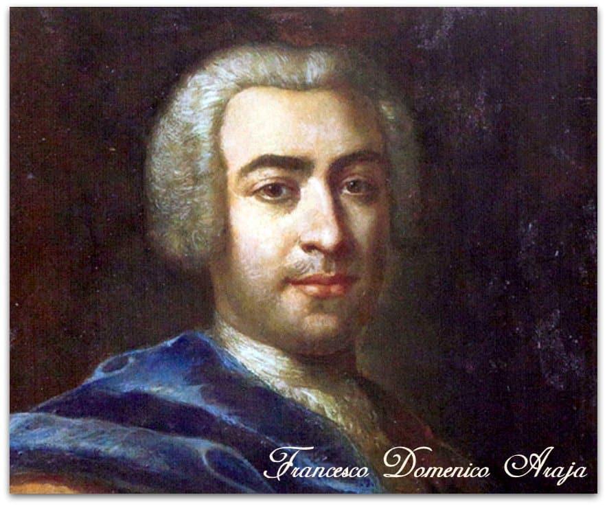 25 июня. Франческо Доменико Арайа.