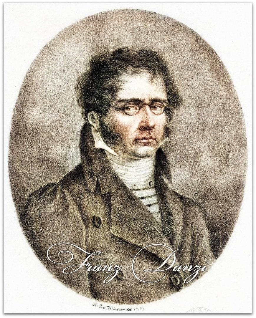 15 июня. Франц Игнац Данци.