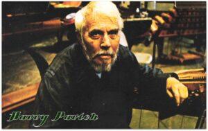 24 июня. Гарри Парч.