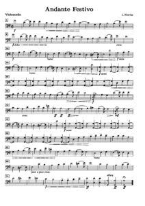 Sibelius J. – Andante festivo