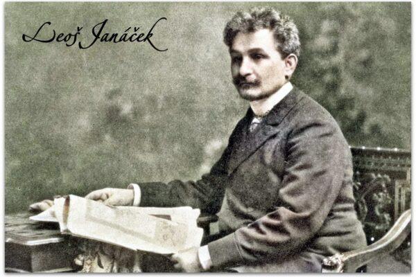 3 июля. Леош Яначек.