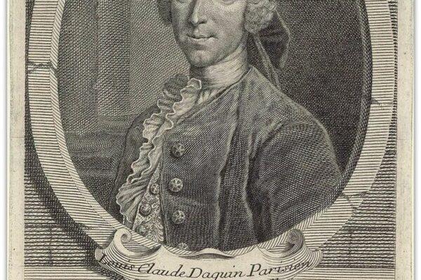 4 июля. Луи-Клод Дакен.