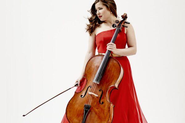 Alisa Weilerstein. Master-class: Haydn Concerto in D Major, Mvt. 1.