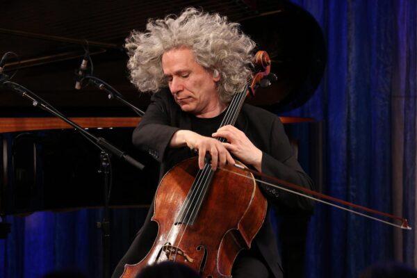 Aaron Wolff: Adés' 'Lieux retrouvés'   Juilliard Steven Isserlis. Cello Master-class.