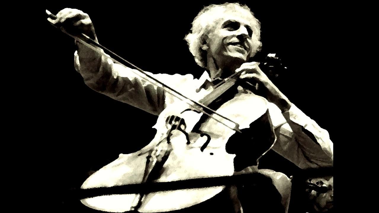 Master-class. Elgar Cello Concerto. Paul Tortelier (1974).