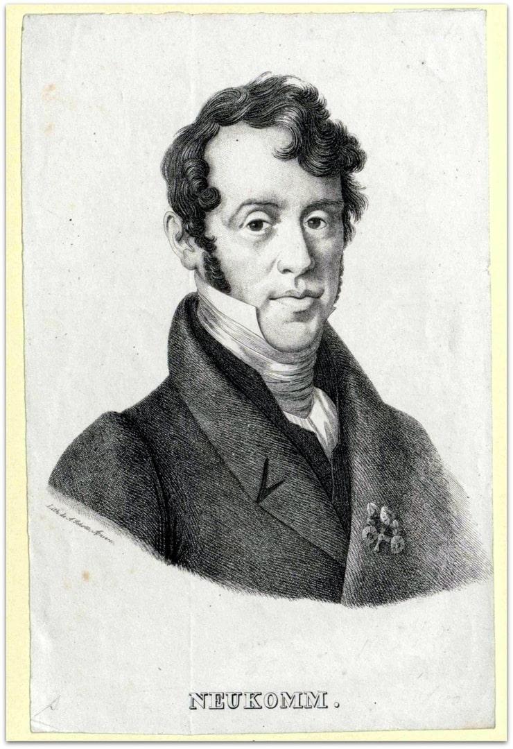 10 июля. Сигизмунд Нейкомм.