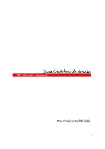 Arriaga J.C. - Theme with variation's for string quartet