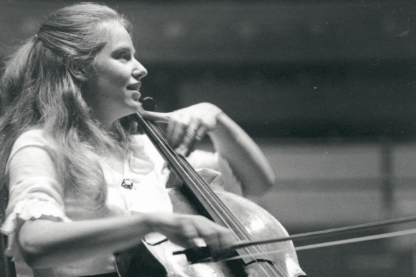 Жаклин Дю Пре. Краткие биографии знаменитых виолончелистов.