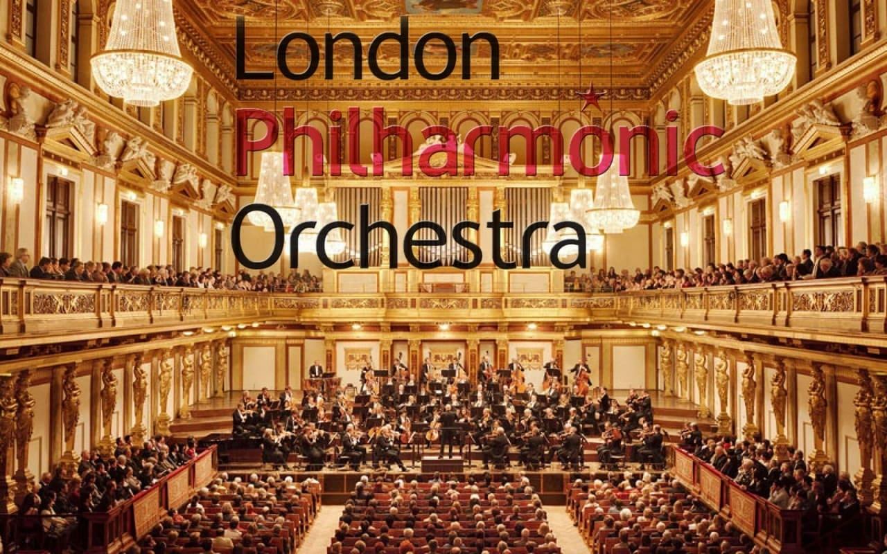 7 октября. Первый концерт Лондонского филармонического оркестра.