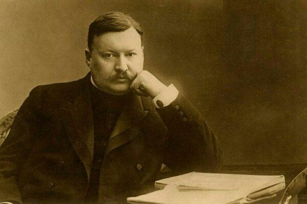 Александр Глазунов – великий директор Петербургской консерватории.