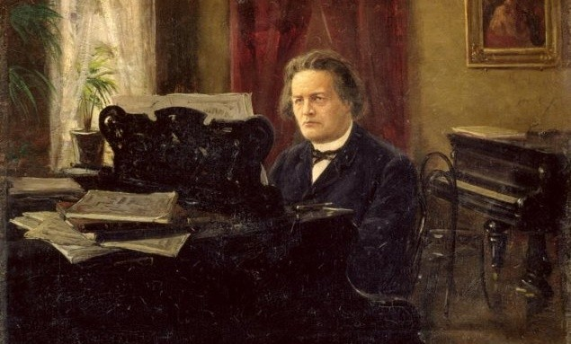 28 ноября. Антон Рубинштейн.