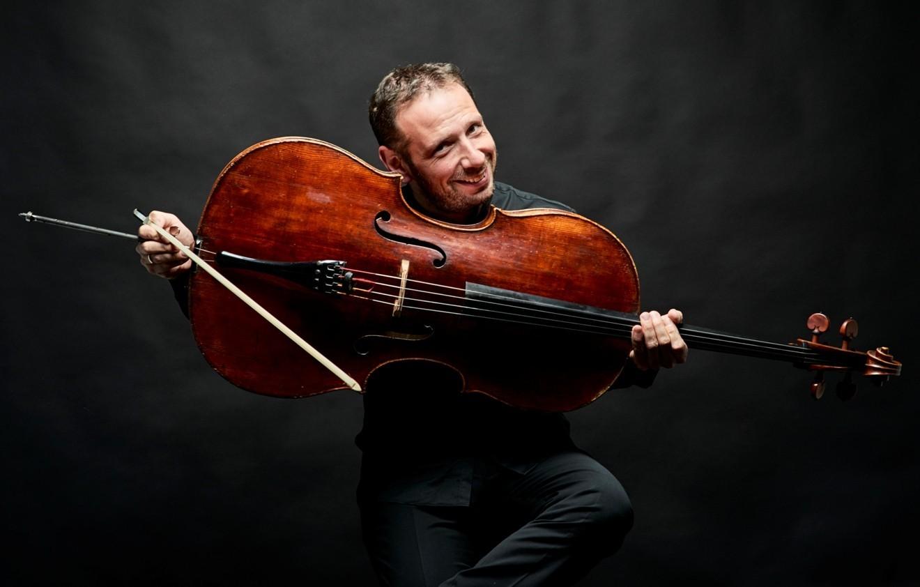 Борис Андрианов: Музыканту нужно уметь подать себя меценатам.