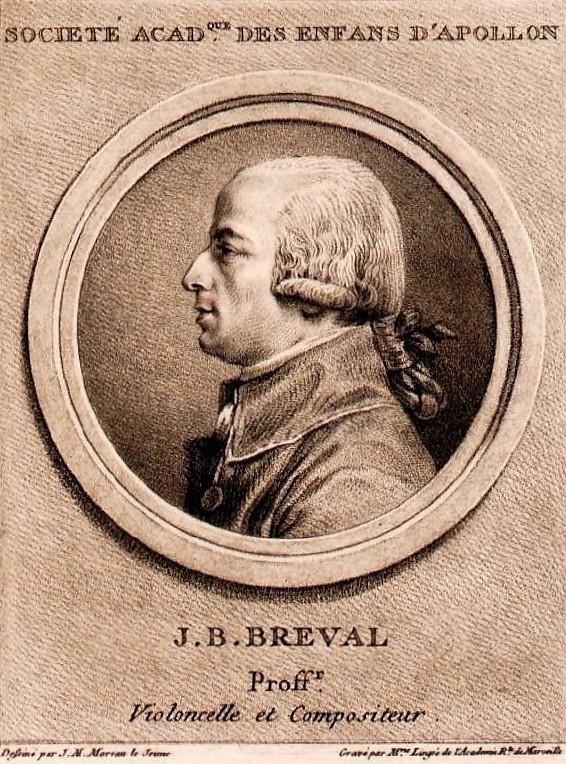 6 ноября. Жан-Батист Себастиан Бреваль.
