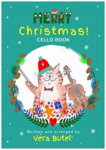 Butel V. - Christmas Cello Book