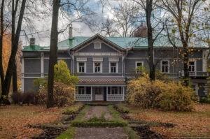 21 декабря. Дом-музей Петра Ильича Чайковского.