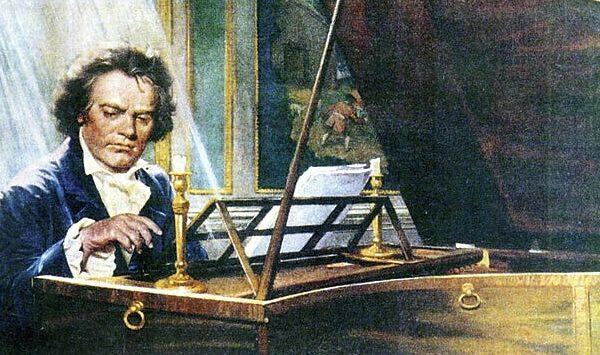 Кому Бетховен посвящал свои произведения?