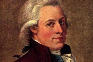 5 декабря. Вольфганг Амадей Моцарт.