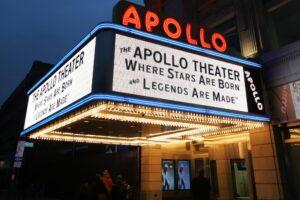 26 января. Концертный зал Аполло-холл.