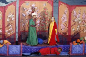 25 января. Премьера оперы Узеира Гаджибекова «Лейли и Меджнун».