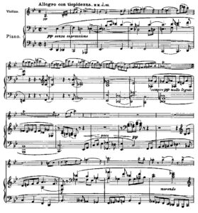 Nielsen C. - Sonata №2 for Violin and Piano Op.35 V.2