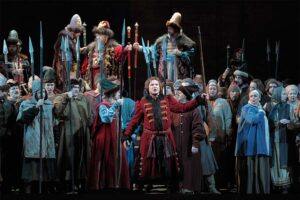 13 января. Премьера оперы Николая Римского-Корсакова «Псковитянка».