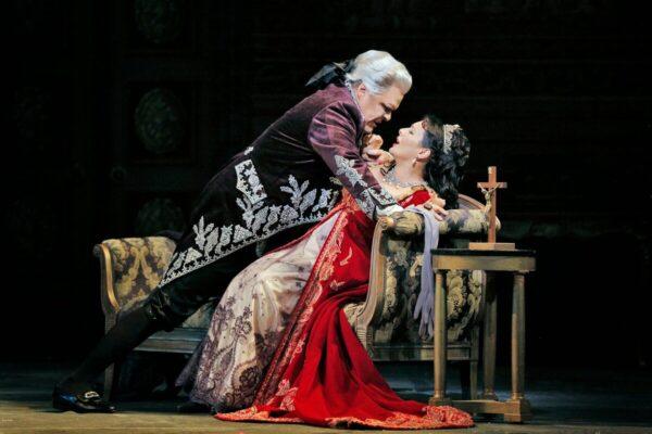 14 января. Премьера оперы Джакомо Пуччини «Тоска».