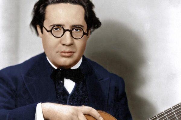21 февраля. Андрес Сеговия Торрес.