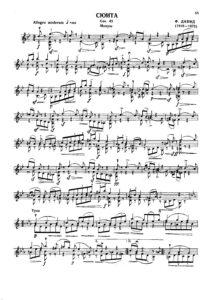 David F. - Suite for Violin Solo Op.43