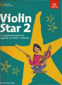 Jones E. - Violin Star 2 Student`s Book
