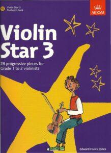 Jones E. - Violin Star 3 Student`s Book