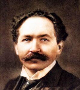 13 февраля. Леопольд Годовский.