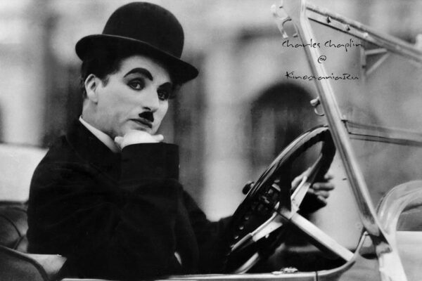 16 апреля. Чарльз Спенсер Чаплин.
