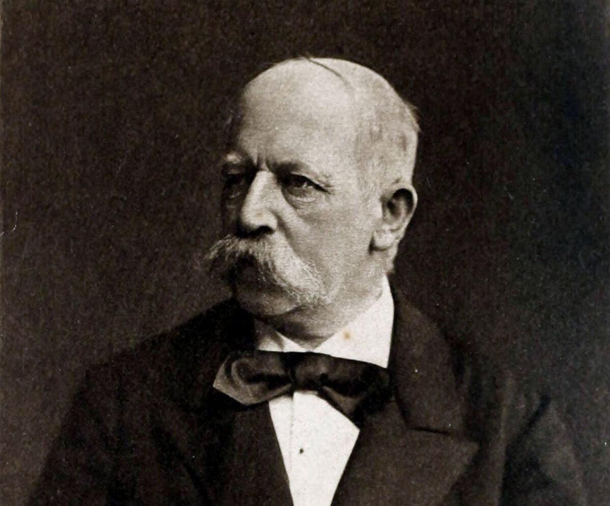 6 апреля. Фридрих Роберт Фолькманн.